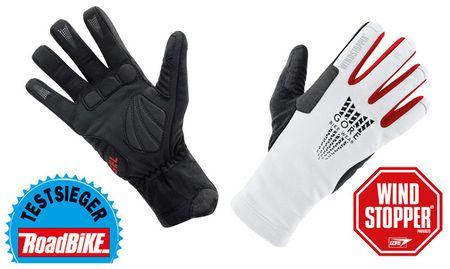 XENON SO THERMO Handschuhe white/black