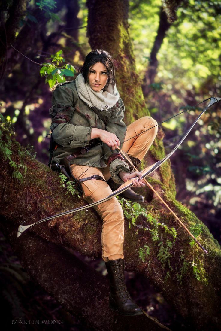 Rise of the Tomb Raider - Lara Croft Cosplay by Jenn Croft Photo by Martin Wong