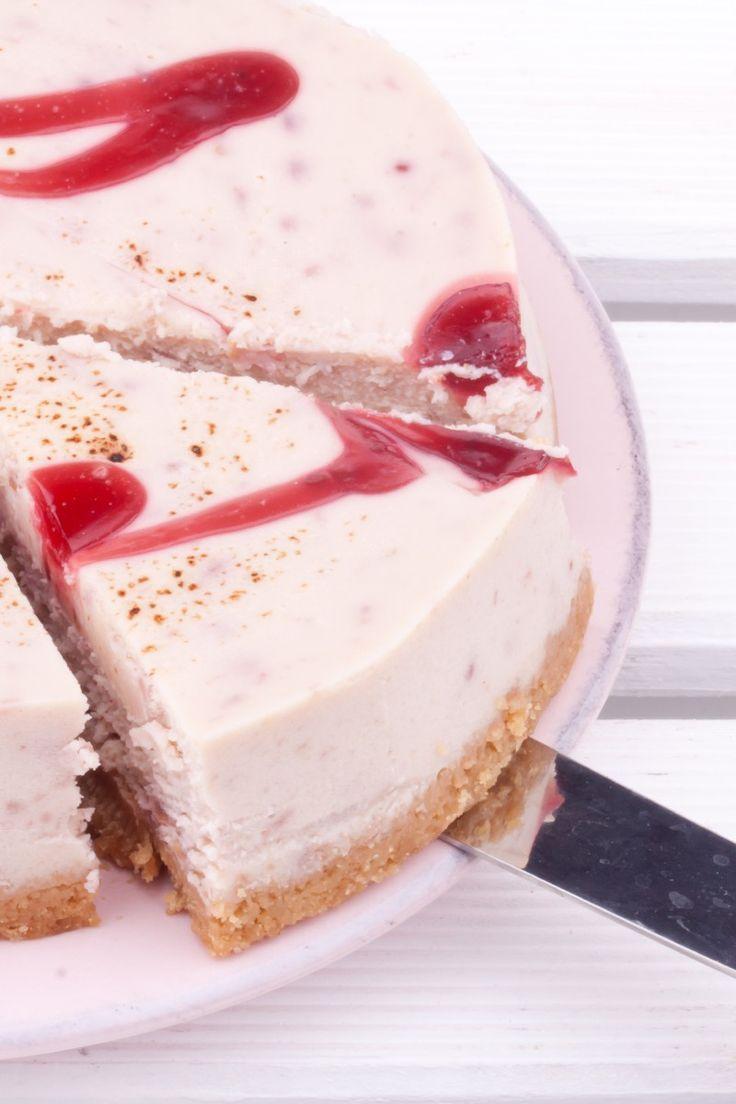 ... White Chocolate Raspberry Cheesecake, Chocolate Raspberry Cheesecake