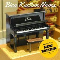 Miniatur Piano Upright | Kado Ulang Tahun | Koleks
