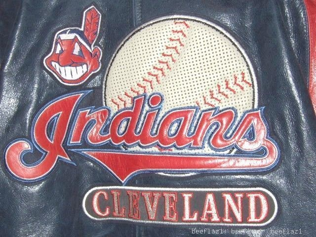 Vintage Cleveland Indians polo shirt Size