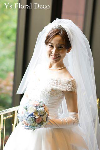11月に椿山荘さんで挙式ご披露宴の新婦さんより、当日のお写真をいただきましたので、ご紹介いたします。(もっと早くにご紹介するつもりだったのに遅くなってしま...