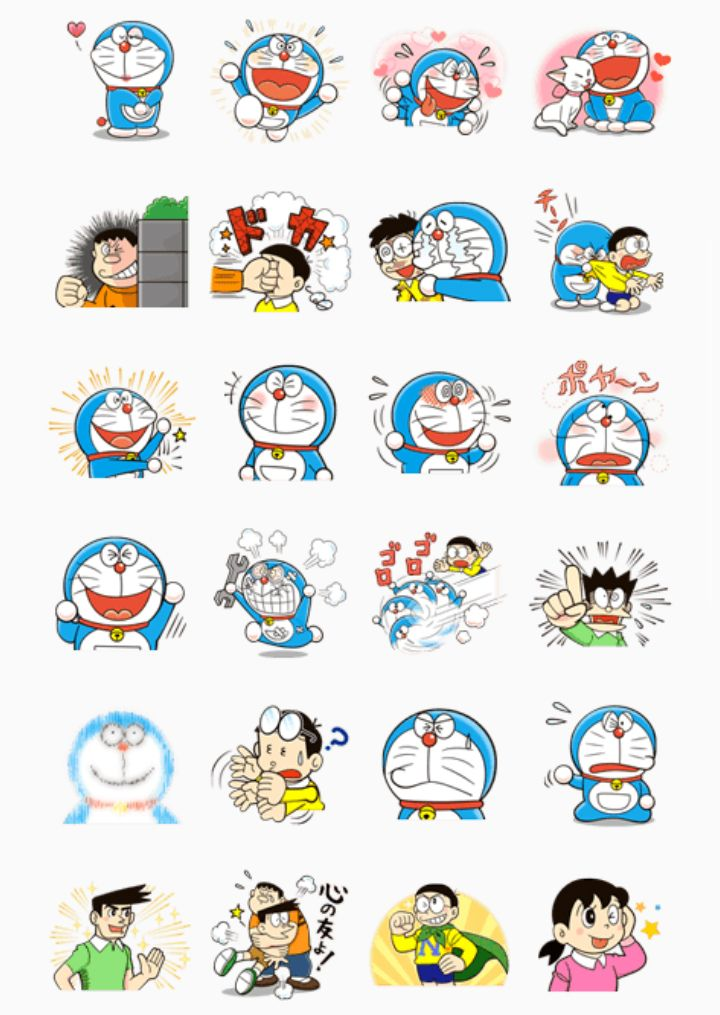 Doraemon✖️FOSTERGINGER AT PINTEREST ✖️ 感謝 / 谢谢 / Teşekkürler / благодаря / BEDANKT / VIELEN DANK / GRACIAS / THANKS : TO MY 10,000 FOLLOWERS✖️