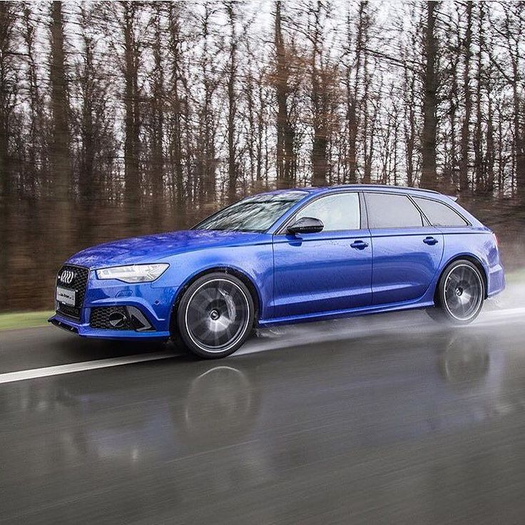 Dare to surf a 605hp surfboard?#Audi #RS6Performance wet action oooo…