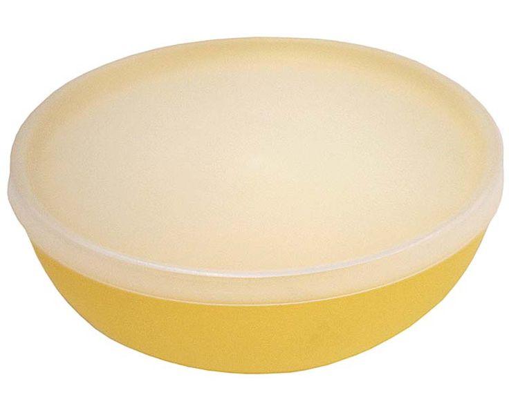 Миска с крышкой «Пикник», диаметр 17 см, 0.8 л