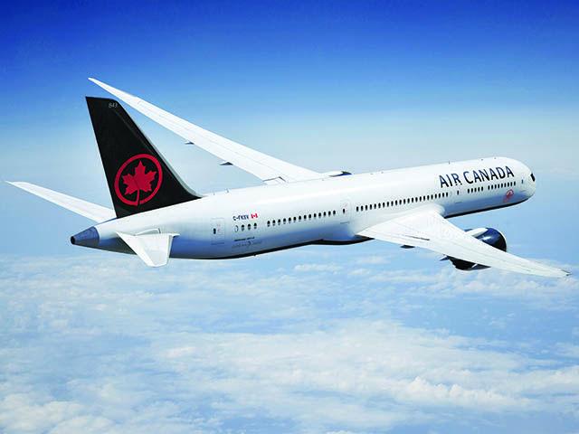 Air Canada : pas de vol vers Beyrouth, un incident à San Francisco