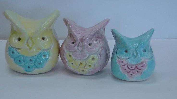 Ceramic project -- Series
