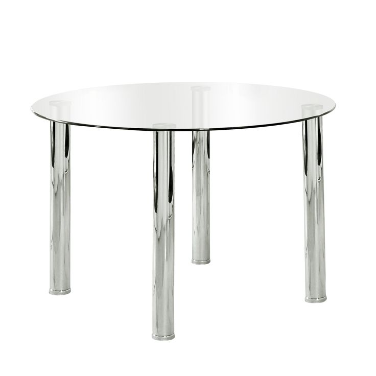 best 25 glass round dining table ideas on pinterest small dining table set small dining sets. Black Bedroom Furniture Sets. Home Design Ideas