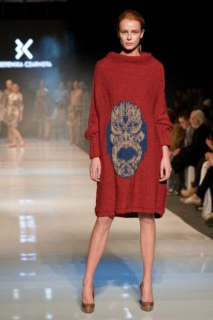Berenika Czarnota Spring-Summer 2013 FashionPhilosophy Fashion Week Poland - Fashionweare.com