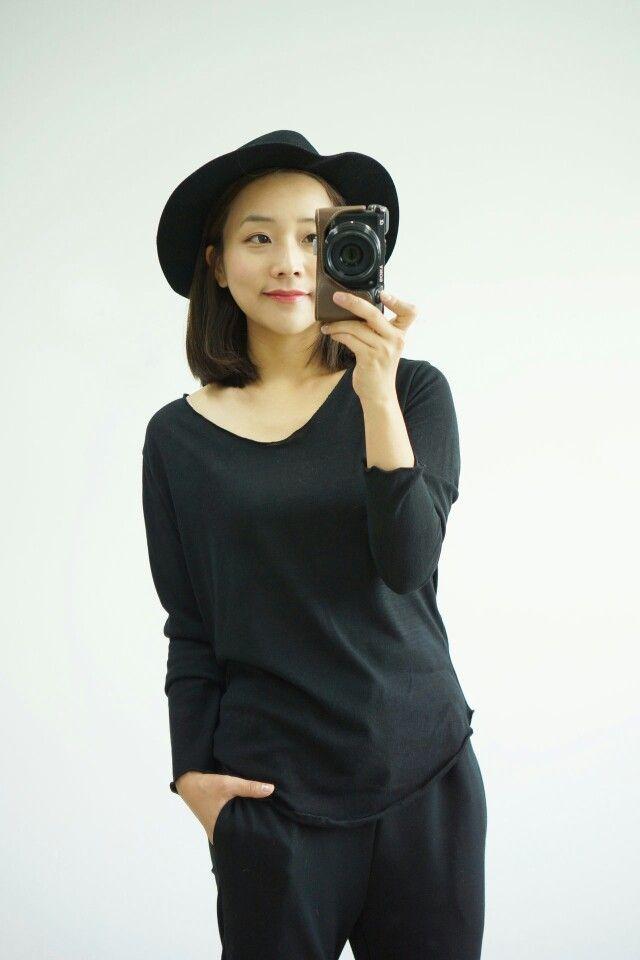 #dailylook #daily_look#black  www.pencildress.co.kr