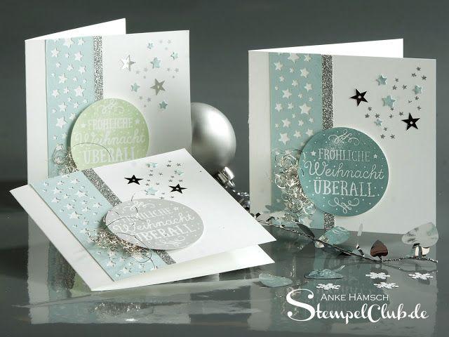 adventskalender weihnachtskarten zwischen den zweigen stampin up christmas cards 1. Black Bedroom Furniture Sets. Home Design Ideas