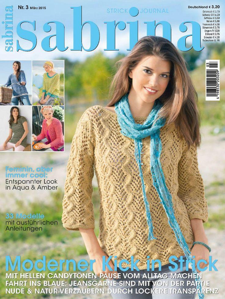 Sabrina №3 2015 - 轻描淡写 - 轻描淡写