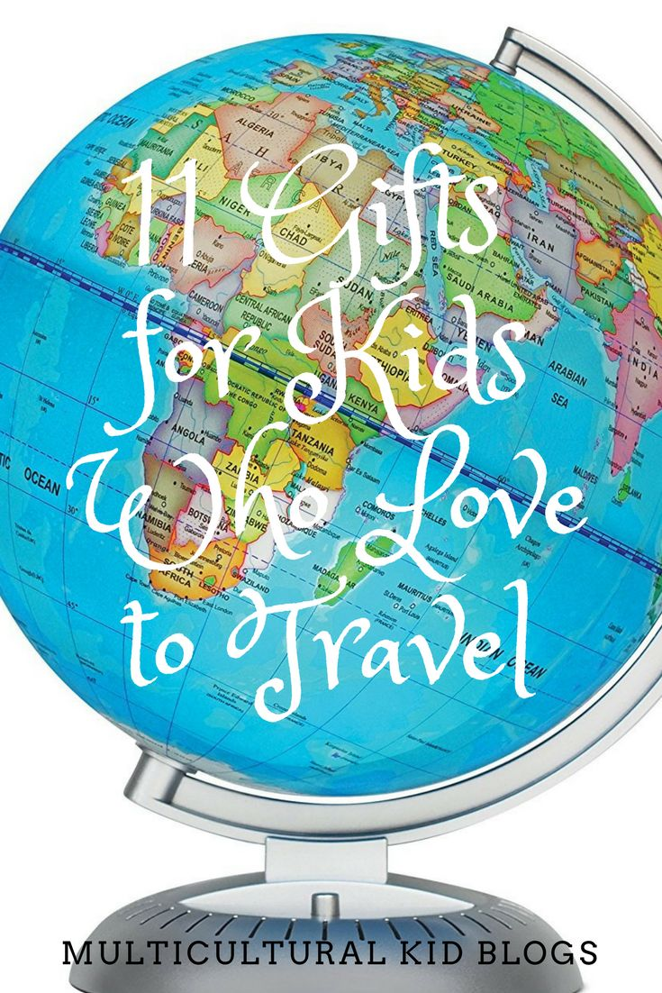 11 Travel Gifts for Kids to Make Trips Super Fun