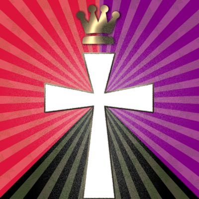 In some faiths the use of red, purple, black, white, and gold carry special meaning associated specifically with Easter.