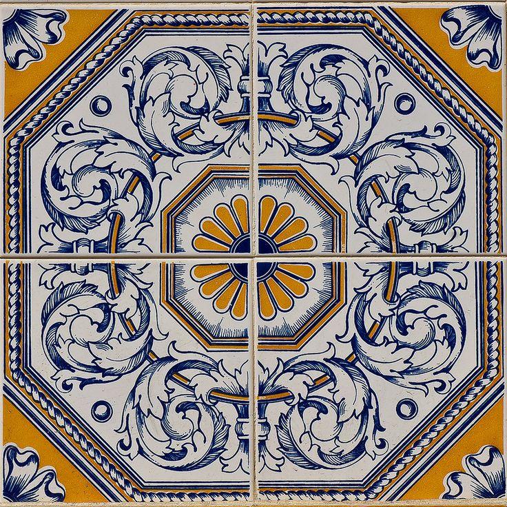 Azulejos Portugueses - 76 | by r2hox