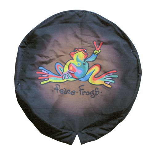 Peace Frogs Tire Cover It S A Jeep Thing Pinterest