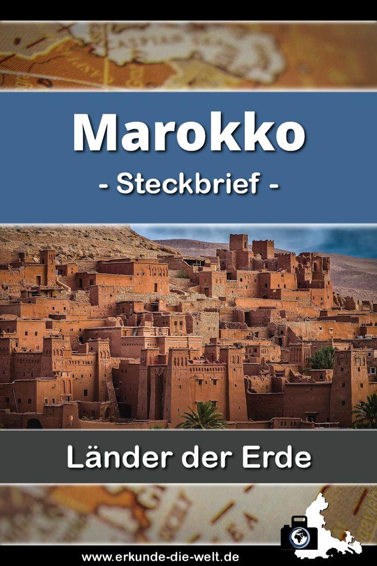 Das in Nordafrika liegende Marokko hat viel zu bieten. In meinem Steckbrief erfährst du kurz und kompakt alles über Sehenswürdigkeiten, Wissenswertes, das Reisewetter, landestypische Gerichten bin hin zu Ausflugs-Tipps.