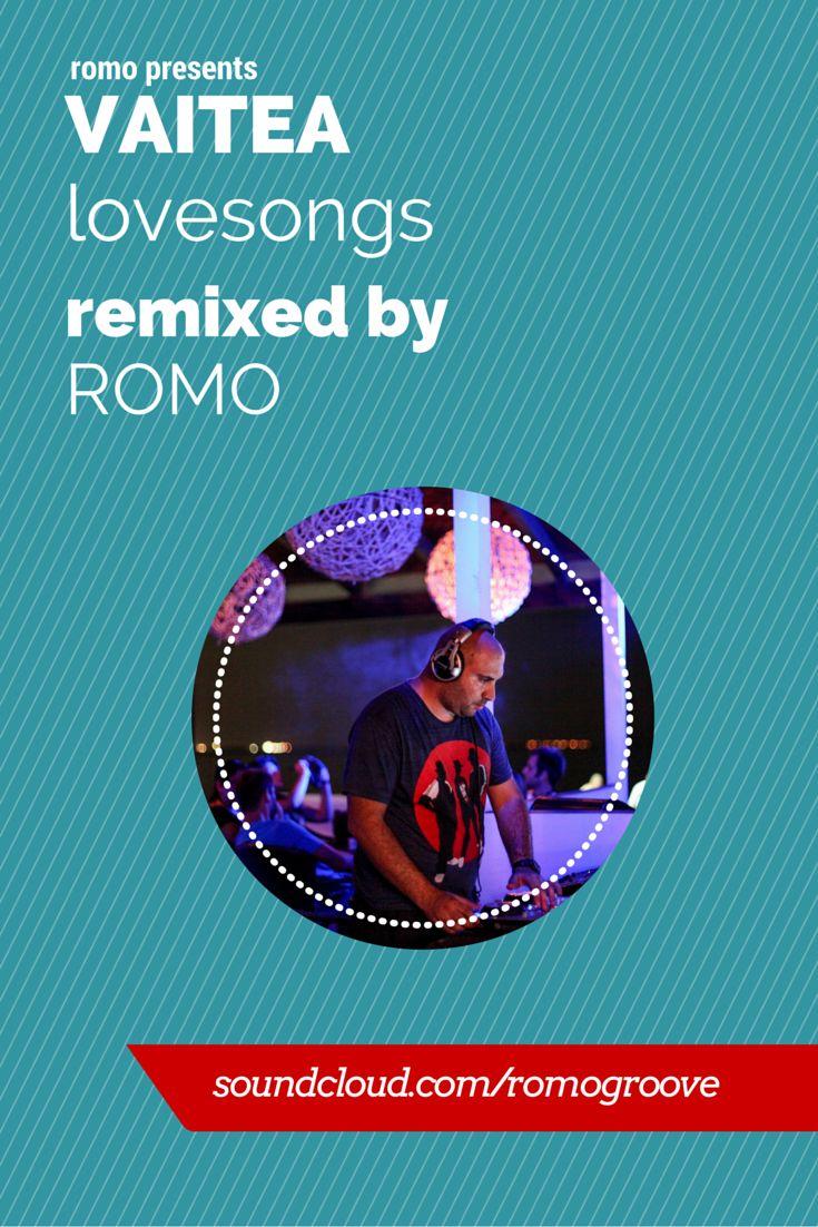 House Music Soul  R&B  Vaitea   New Remix out now! https://soundcloud.com/romogroove/vaitea-lovesongs-romo-remix