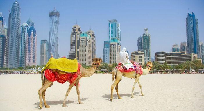 Sejur Dubai cu plecare din Bucuresti | 01 - 08.10.2018