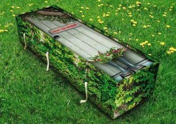 La morte ecosostenibile