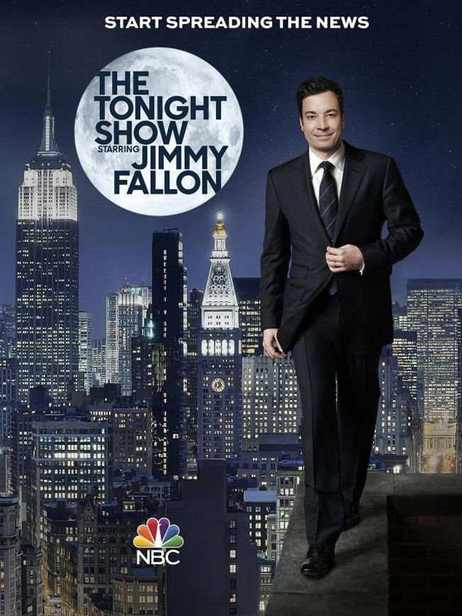 Jimmy Fallon Show | ... for Jimmy Fallon's Tonight Show Countdown to Feb. 17 By David Kiefaber