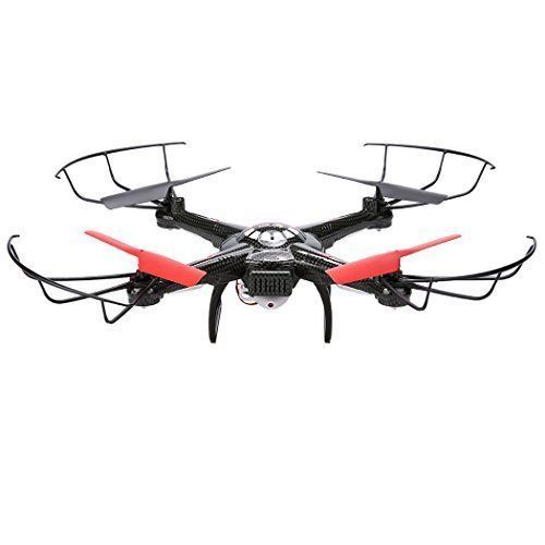 WIFI FPV Drone Live Video Camera Auto Return Headless RC Quadcopter Black NEW #WIFIFPVDrone