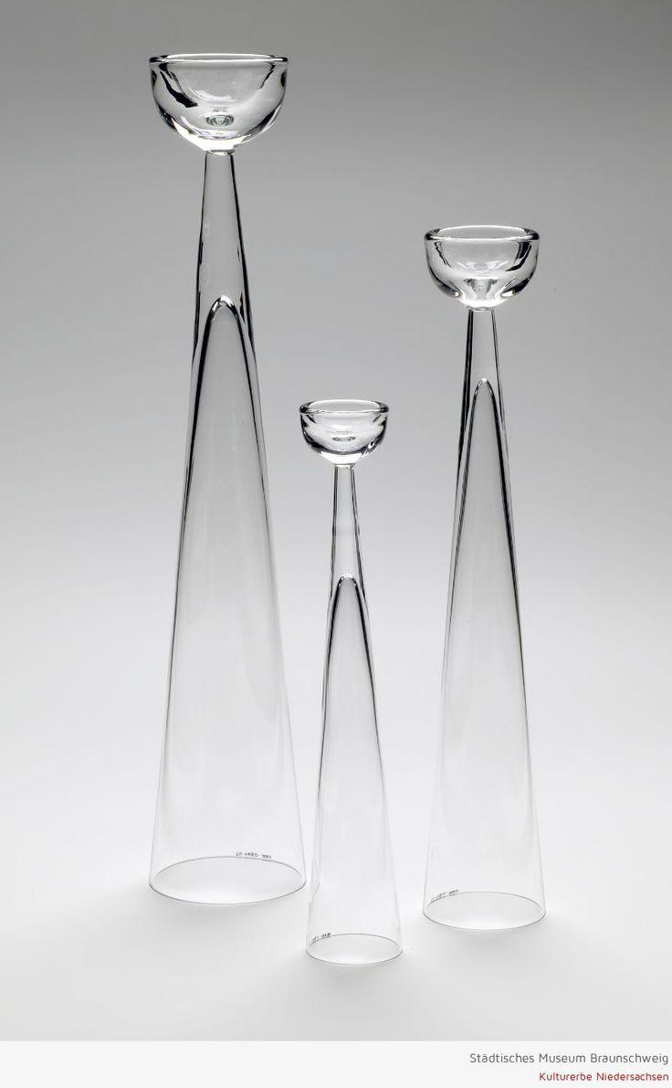 euchter 5038  Urheber/Beteiligte: Klaus Breit  Wiesenthalhütte  Datierung: 1972/1973  Material / Technik: Glas; mundgeblasen
