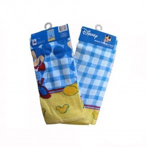 Set of 2 Mickey Cotton Hand Towel by Disney