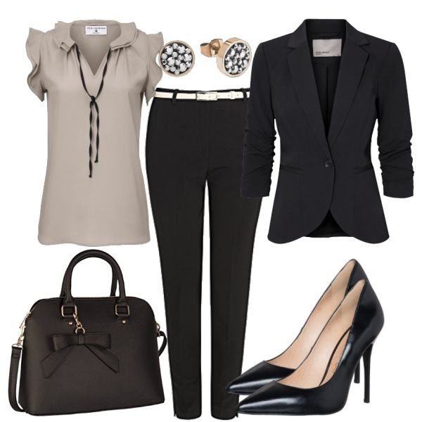 BusinessLady Outfit  – Business Outfits  bei FrauenOutfits.de