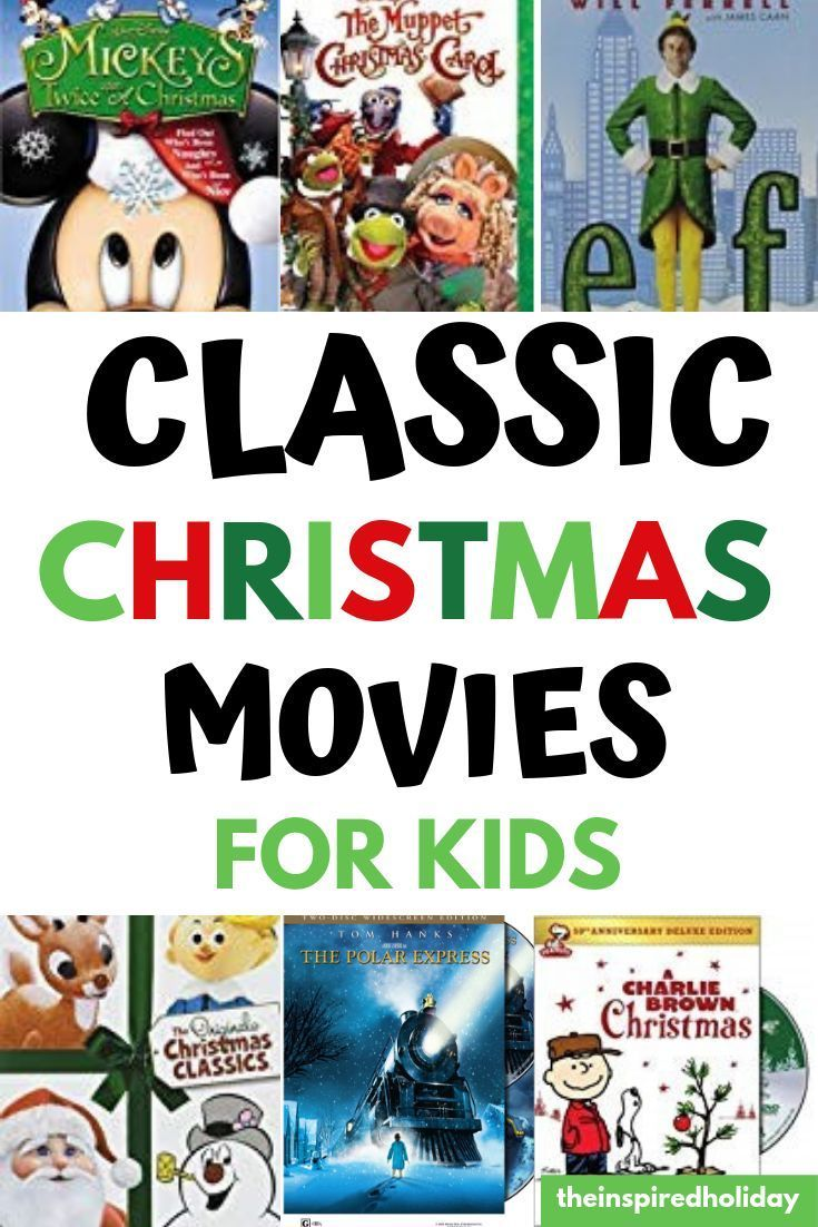 The Must Watch Classic Christmas Movies For Kids Learn Which Movies You Should Watch With Your Kids Christmas Movies Classic Christmas Movies Christmas Movies