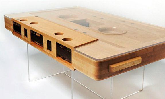 The Mixtape Table
