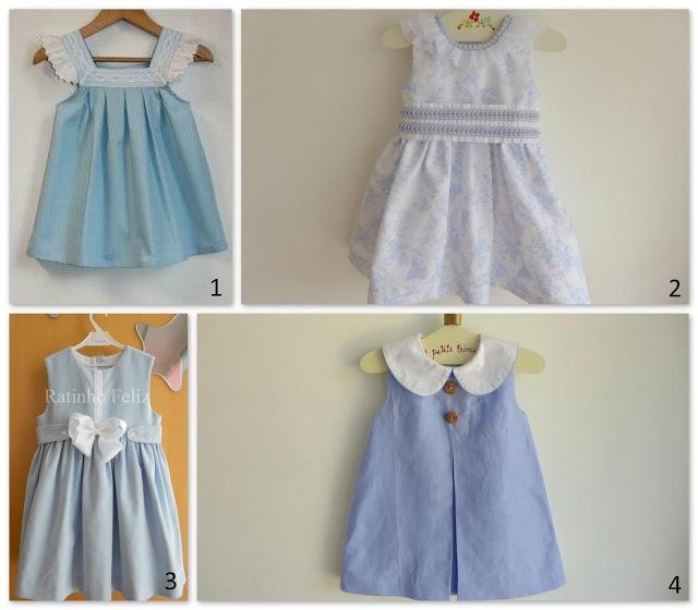 1. Nós e Tranças | 2. Little Angels | 3. Ratinho Feliz | 4. TicTac Babies