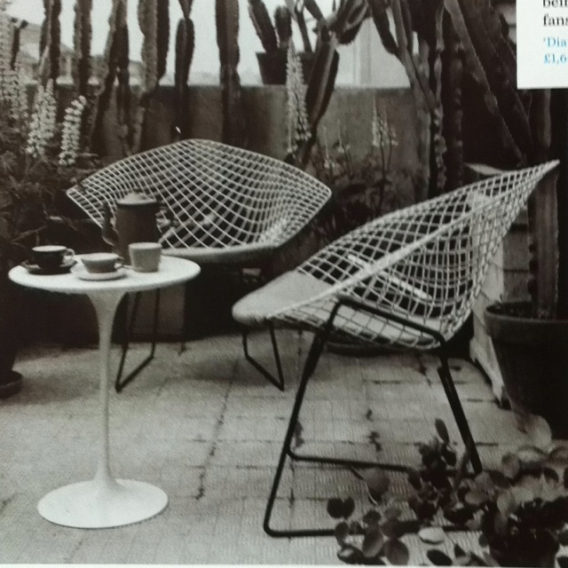 35 best Bertoia Diamond chair images on Pinterest | For the home ...