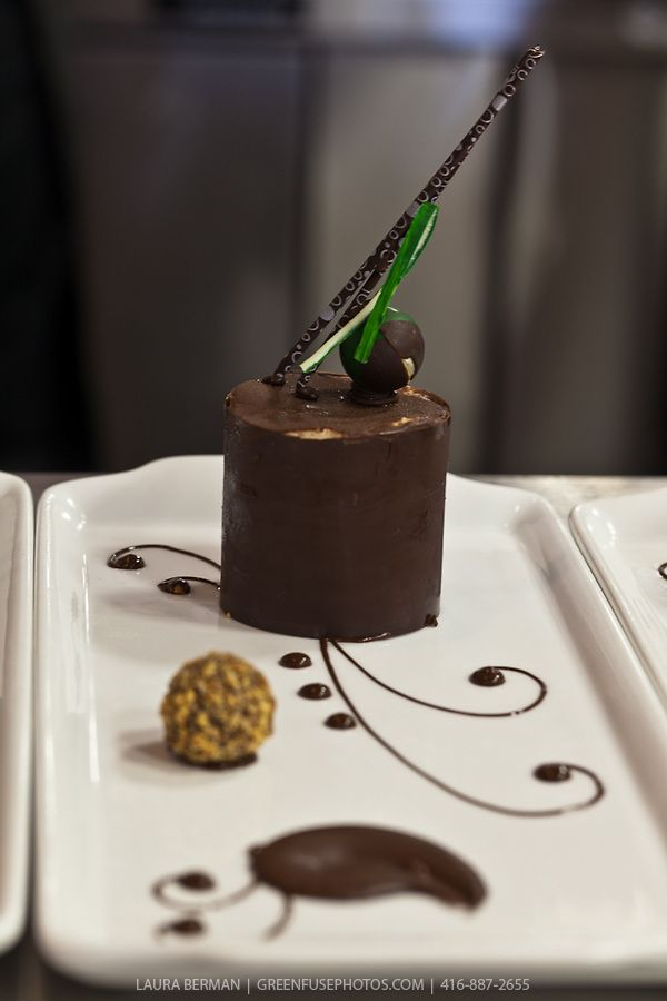 Plated Desserts | Plated Desserts at the Canadian Intercollegiate Chocolate Competition ...