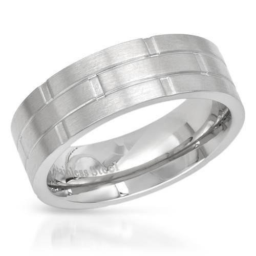 Vibrant Gentlemens Ring - Size 12