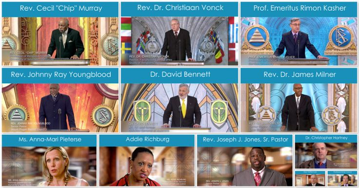 Clergy, religion, religion law scholars and social betterment activists from around the world discuss L. Ron Hubbard and the Church of Scientology's religious doctrine, tenets on the new ScientologyReligion.org. http://qoo.ly/fn82r