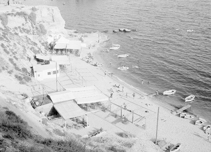 Η Καστέλλα αγνώριστη το 1950 Ιωάννης Λάμπρου / Φωτογραφικό Αρχείο Μουσείου Μπενάκη
