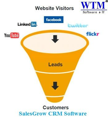 #Sales‬ ‪#‎Lead‬ ‪#‎Generation‬ ‪#‎Software‬ - SalesGrow ‪#‎CRM‬ Software is very helpful in generating thousands of fresh targeted sales leads. Use sales lead generation software today for gain fresh leads. Free for 10 user Forever. http://www.wtmit.com/crm