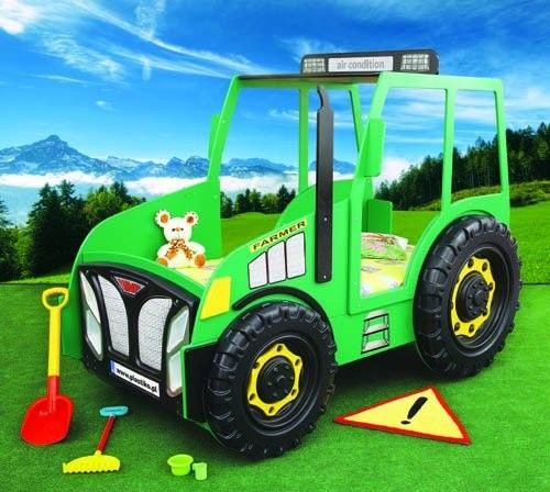 Kinderbett selber bauen traktor  Die besten 25+ Kinderbett auto Ideen auf Pinterest | Cars ...