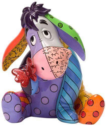 Disney by Romero Britto 4033895 Eeyore Figurine by Enesco, http://www.amazon.co.uk/dp/B00DKBRDCO/ref=cm_sw_r_pi_dp_oG0Ysb0H1BEKN