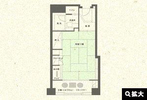 客室 | 盛岡つなぎ温泉【ホテル紫苑】公式ホームページ