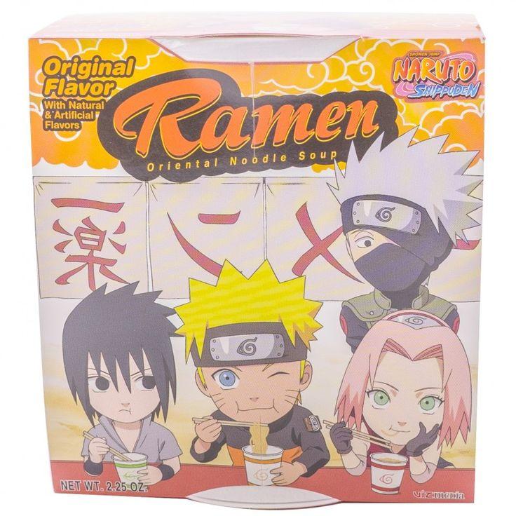Naruto Cup Ramen Original Flavor, 2.35 oz