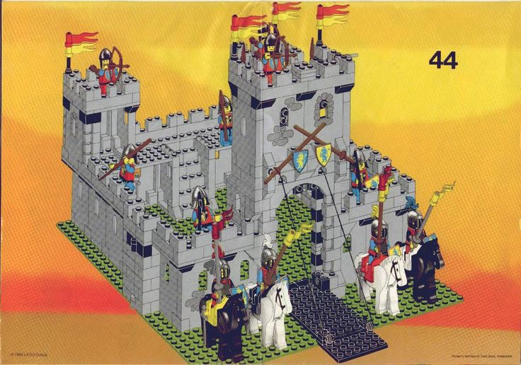 OMG hundreds of lego directions for free