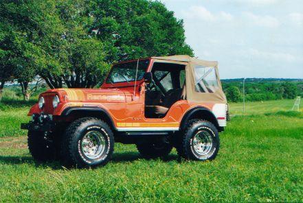 1979 Jeep CJ5 Renegade. Perfect example.