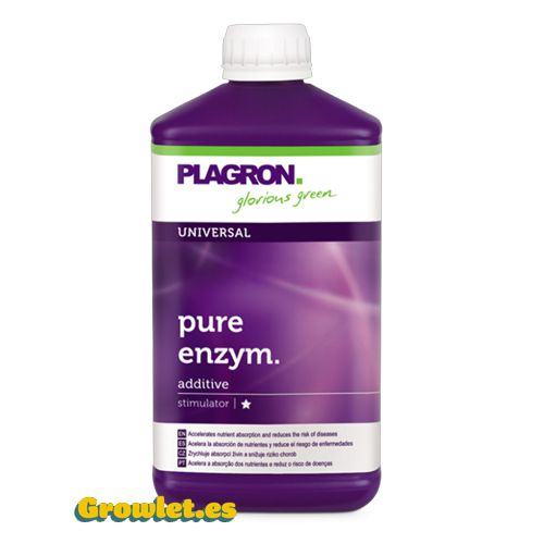 Pure Zym de Plagron: Limpiador de raíces y sustratos