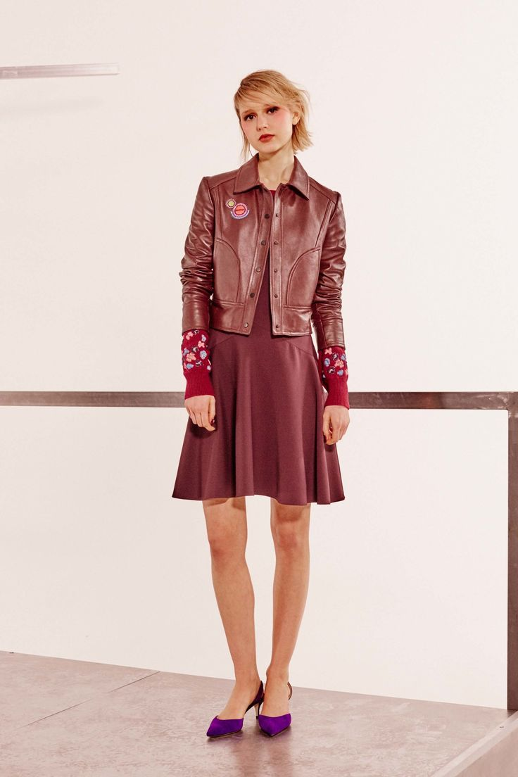 Alexander Lewis Fall 2016 Ready-to-Wear Fashion Show