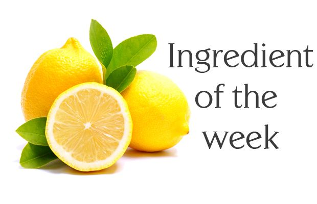 Lemons practically scream, 'Get ready for summer!' We've put together a collection of sweet, savoury and boozy recipes featuring this summery citrus.: Ingredients, Life, Sweet, Lemon Practice, Boozi Recipes, Summery Citrus, Recipes Features, Christian Jung, Week