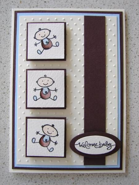 Still in the Family baby card by stamp my day - Cards and Paper Crafts at Splitcoaststampers