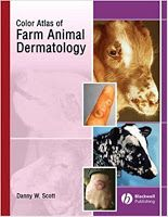 Veterinary Library: Color Atlas of Farm Animal Dermatology