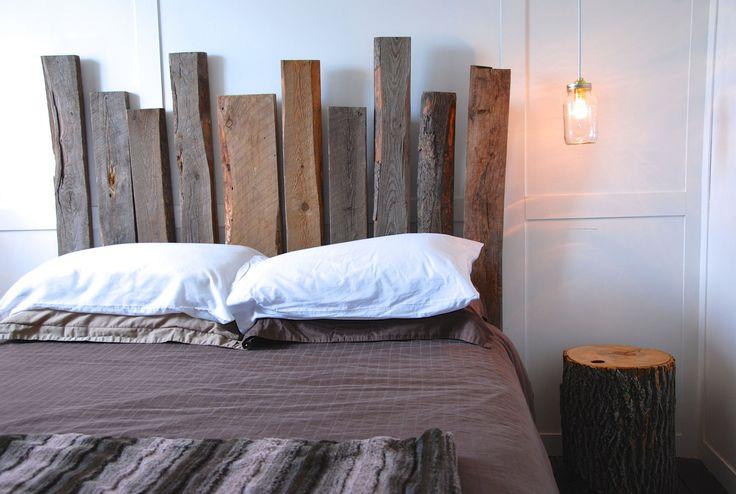 Vintage bedroom, Tigidou Barn